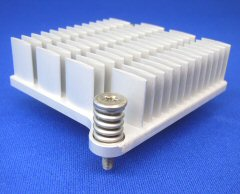Heat Sink with spring screws