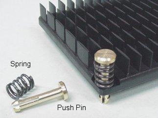 Online Catalog Accessory Push Pin